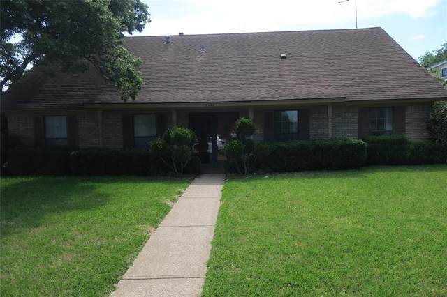 3208 Kiesthill Drive, Dallas, TX 75233 (MLS #14359193) :: The Good Home Team