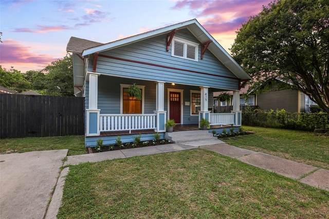 415 N Willomet Avenue, Dallas, TX 75208 (MLS #14359217) :: The Good Home Team