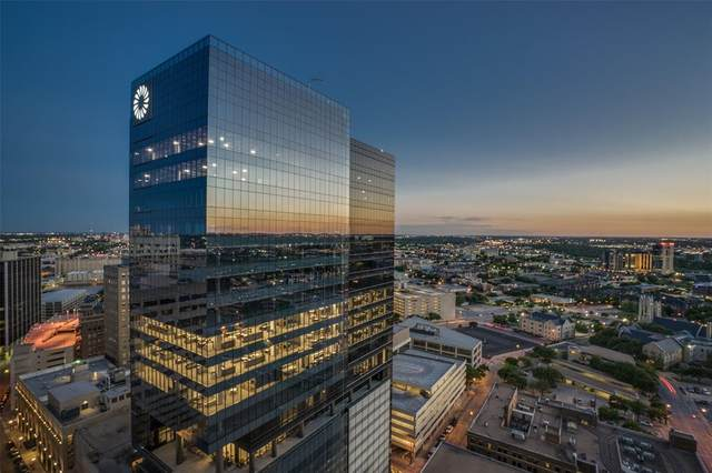 500 Throckmorton Street #1807, Fort Worth, TX 76102 (MLS #14359221) :: The Mauelshagen Group