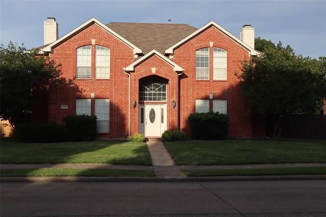 2222 Dana Drive, Rowlett, TX 75088 (MLS #14359241) :: The Good Home Team