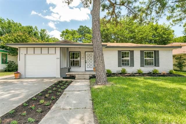 1237 Valley Vista Drive, Grapevine, TX 76051 (MLS #14359249) :: Post Oak Realty