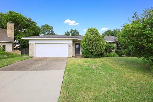 2531 Avenida Circle, Carrollton, TX 75006 (MLS #14359256) :: The Good Home Team