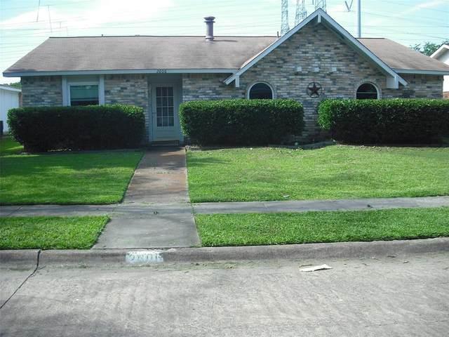 2606 Cedar Elm Lane, Garland, TX 75043 (MLS #14359270) :: The Good Home Team