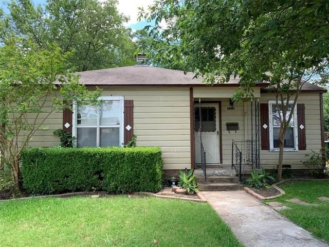 1212 Dent, Garland, TX 75040 (MLS #14359272) :: The Good Home Team