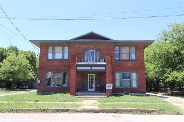 407 W Adams Street, Brownwood, TX 76801 (MLS #14359281) :: The Chad Smith Team