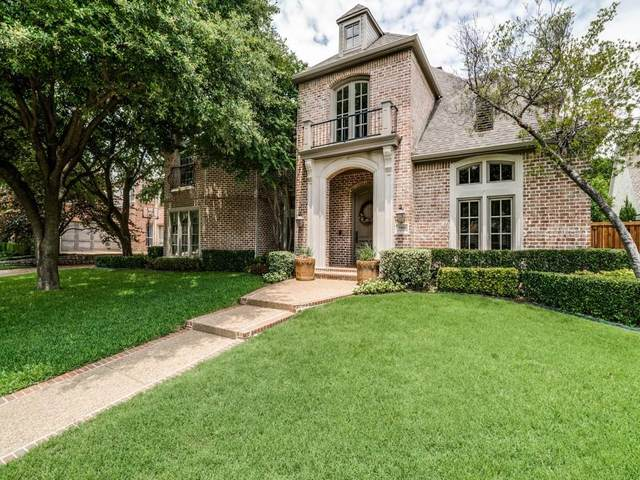 5909 Fairchild Court, Plano, TX 75093 (MLS #14359296) :: The Good Home Team