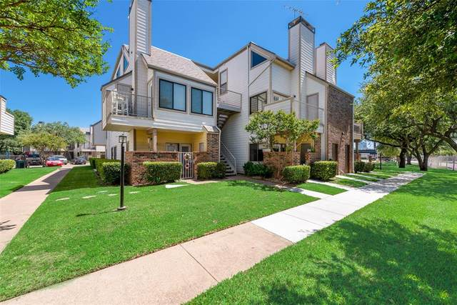 3117 Sondra Drive #204, Fort Worth, TX 76107 (MLS #14359387) :: Front Real Estate Co.