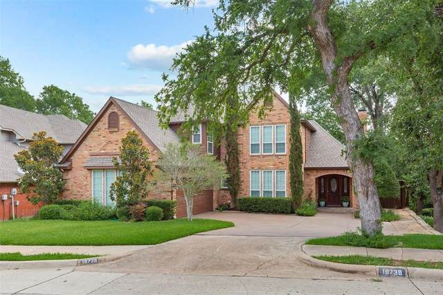 18739 Rembrandt Terrace, Dallas, TX 75287 (MLS #14359397) :: All Cities USA Realty