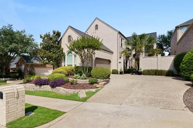3208 Prestonwood Drive, Plano, TX 75093 (MLS #14359399) :: The Good Home Team