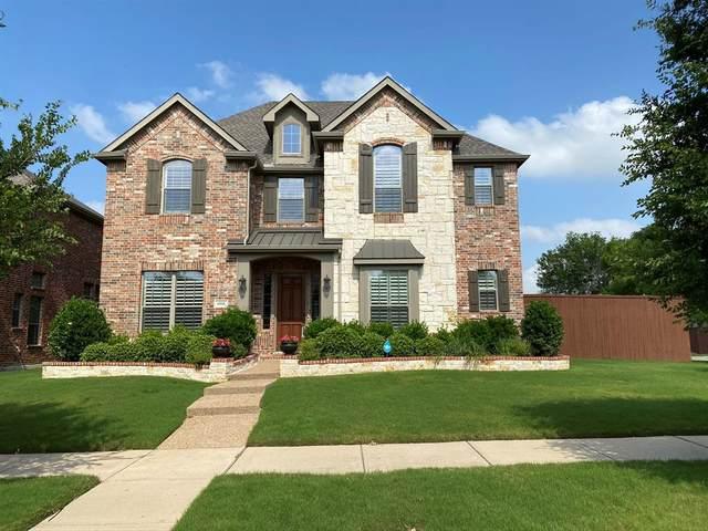 6808 Thistlewood Lane, Frisco, TX 75034 (MLS #14359430) :: Post Oak Realty
