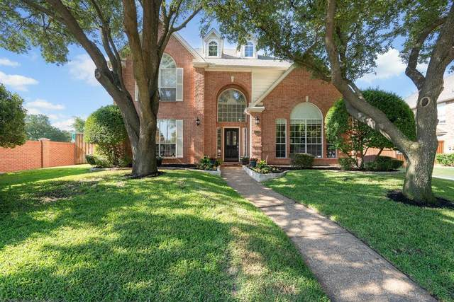 6100 Glenhollow Drive, Plano, TX 75093 (MLS #14359443) :: The Rhodes Team