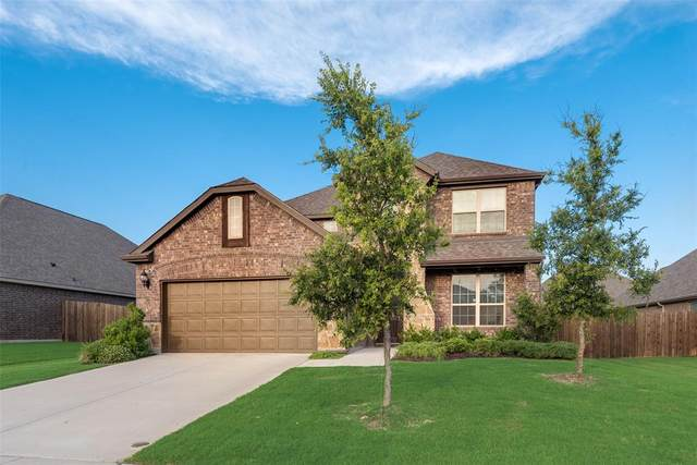 1621 Sherwood Drive, Anna, TX 75409 (MLS #14359578) :: The Tierny Jordan Network