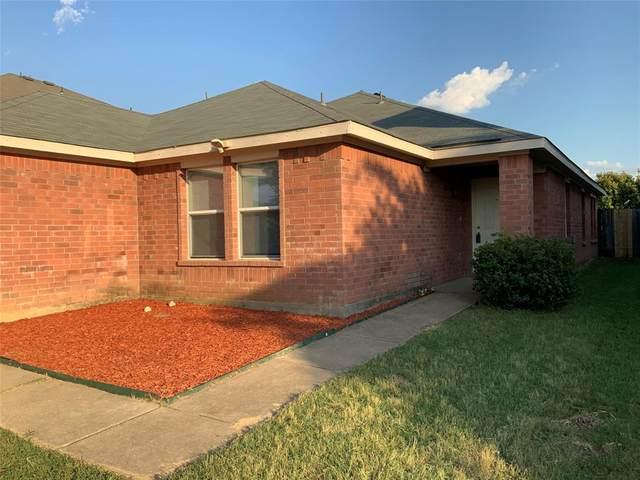 2119 Rockwall Drive, Grand Prairie, TX 75052 (MLS #14359605) :: Tenesha Lusk Realty Group
