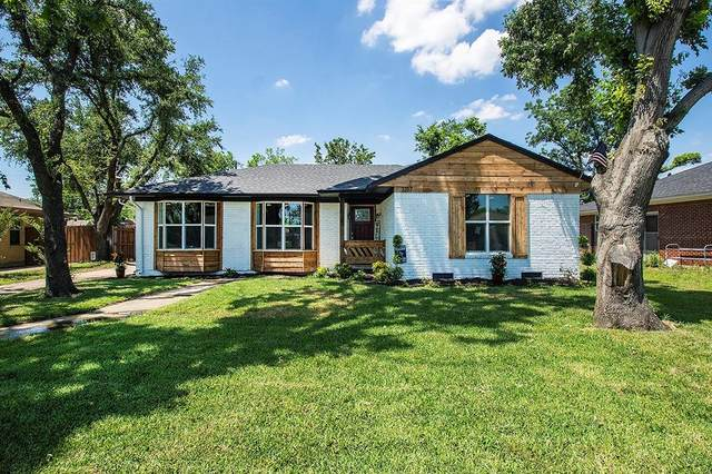 3217 Lockmoor Lane, Dallas, TX 75220 (MLS #14359615) :: Team Hodnett