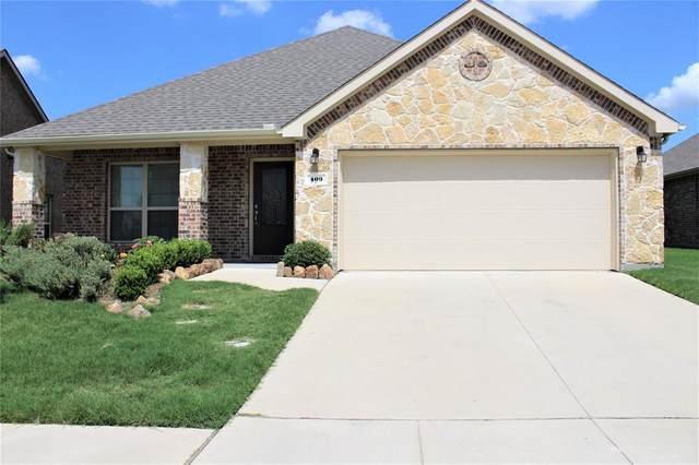 409 Rocky Pine Road, Mckinney, TX 75072 (MLS #14359625) :: Tenesha Lusk Realty Group