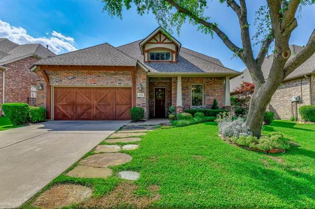 1520 Hackett Creek Drive, Mckinney, TX 75072 (MLS #14359681) :: The Rhodes Team
