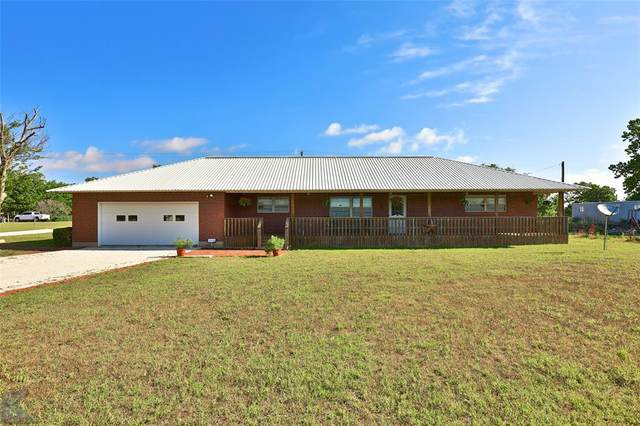 209 1st Street, Tuscola, TX 79562 (MLS #14359697) :: Trinity Premier Properties