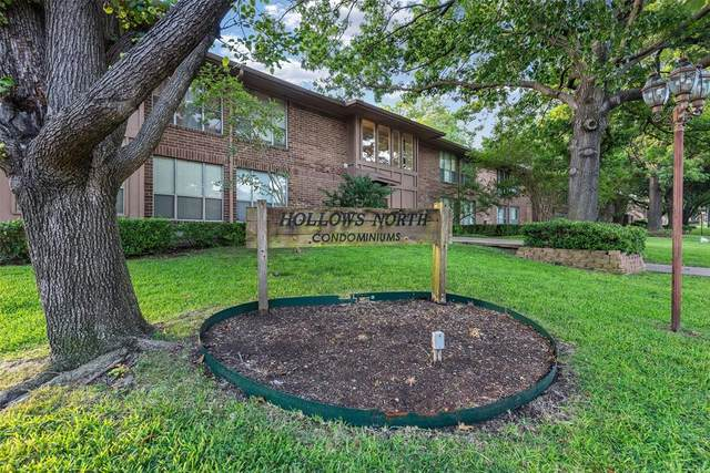 10566 High Hollows Drive #257, Dallas, TX 75230 (MLS #14359704) :: EXIT Realty Elite