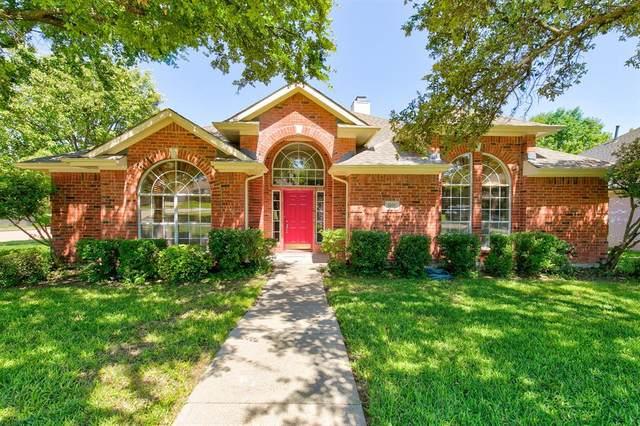 1501 Hamilton Drive, Cedar Hill, TX 75104 (MLS #14359715) :: RE/MAX Pinnacle Group REALTORS