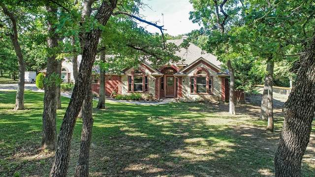 349 Sandpiper Drive, Weatherford, TX 76088 (MLS #14359717) :: The Kimberly Davis Group