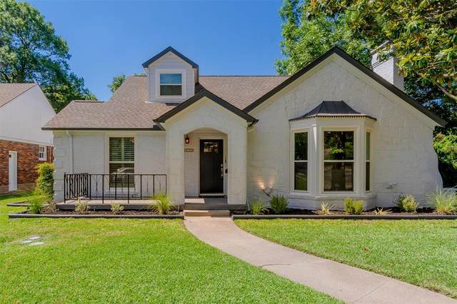 6102 Revere Place, Dallas, TX 75214 (MLS #14359744) :: The Good Home Team