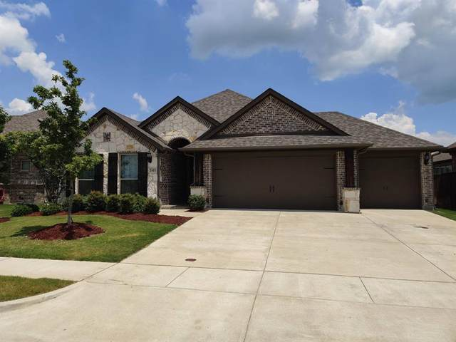 2411 Maston Drive, Anna, TX 75409 (MLS #14359754) :: The Tierny Jordan Network