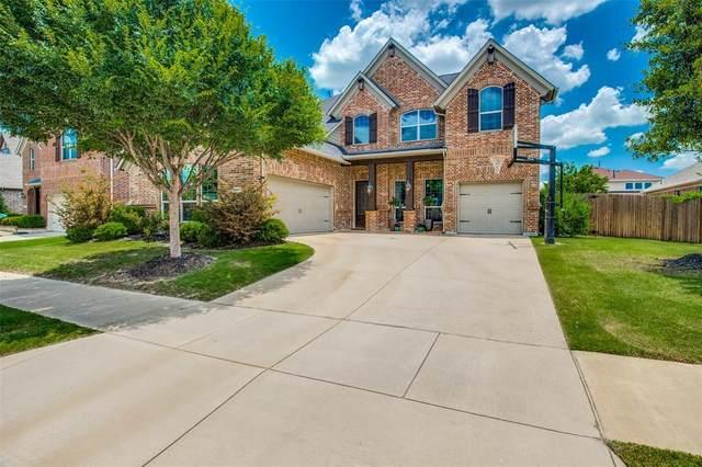 14247 Carly Lane, Frisco, TX 75035 (MLS #14359828) :: The Kimberly Davis Group