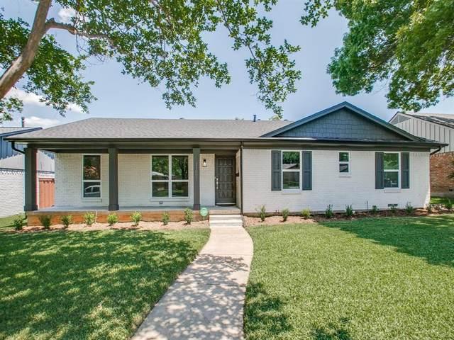 11031 Scotsmeadow Drive, Dallas, TX 75218 (MLS #14359834) :: The Good Home Team