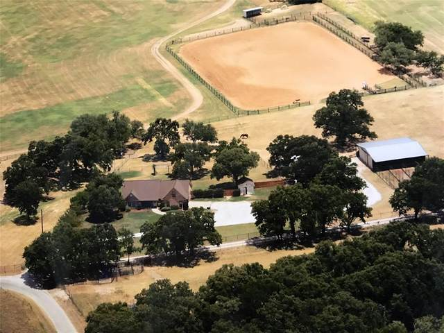 4510 Garner Adell Road, Weatherford, TX 76088 (MLS #14359836) :: Team Hodnett
