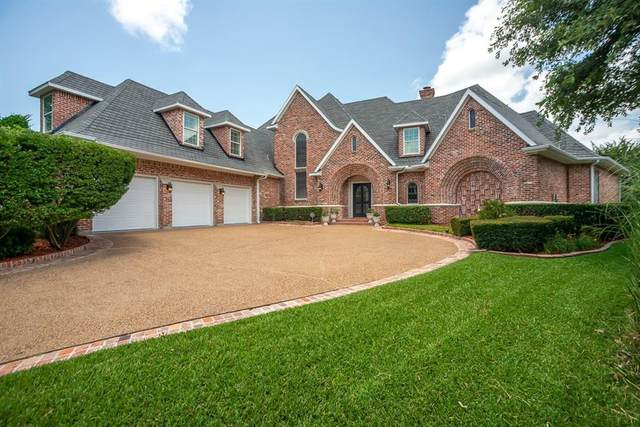 205 Dwyer Court, Heath, TX 75032 (MLS #14359858) :: RE/MAX Landmark