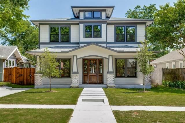 5328 Miller Avenue, Dallas, TX 75206 (MLS #14360047) :: Robbins Real Estate Group
