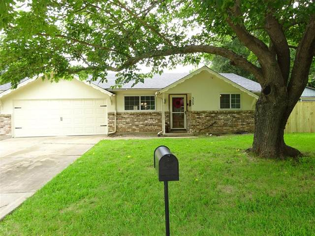 309 Live Oak Drive, Mansfield, TX 76063 (MLS #14360053) :: All Cities USA Realty