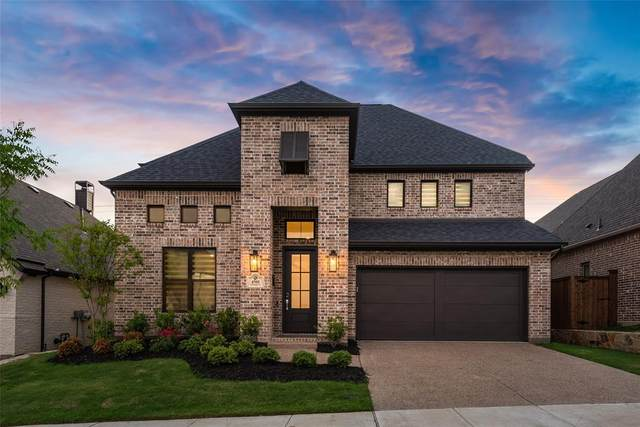 4501 Tall Knight Lane, Carrollton, TX 75010 (MLS #14360062) :: Hargrove Realty Group
