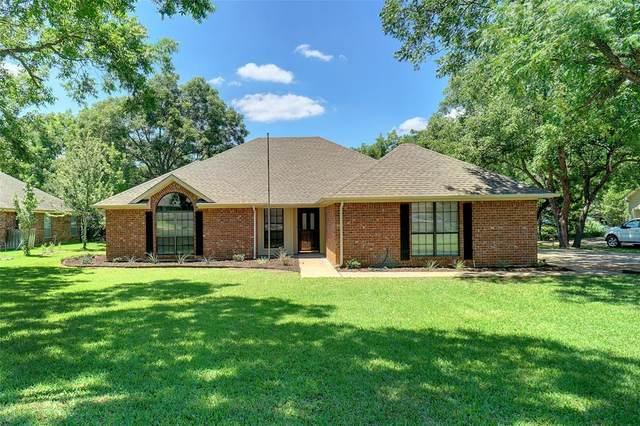 6112 Prospect Hill Drive, Granbury, TX 76049 (MLS #14360079) :: RE/MAX Landmark