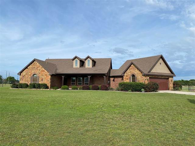 111 Mulligan Lane, Azle, TX 76020 (MLS #14360090) :: Robbins Real Estate Group