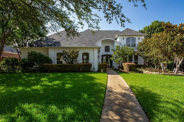 2881 Manorwood Trail, Fort Worth, TX 76109 (MLS #14360091) :: The Chad Smith Team