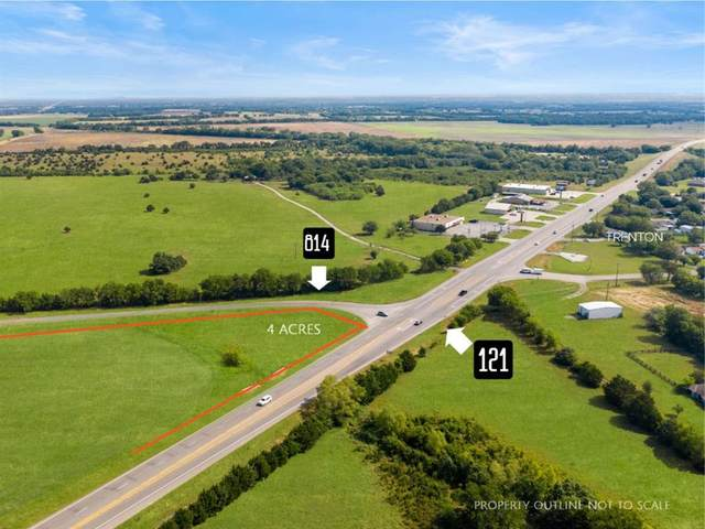 TBD 121 Highway, Trenton, TX 75490 (MLS #14360094) :: Baldree Home Team