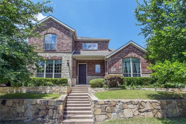 1150 Amy Drive, Allen, TX 75013 (MLS #14360287) :: The Kimberly Davis Group