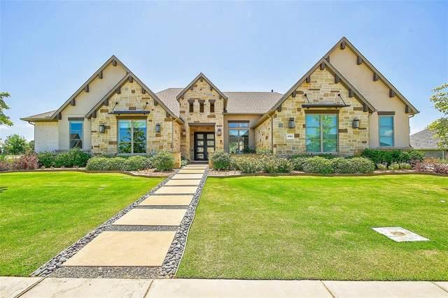 4701 Amble Way, Flower Mound, TX 75028 (MLS #14360387) :: Real Estate By Design