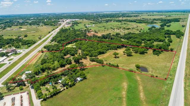TBD S Us Hwy 377, Dublin, TX 76446 (MLS #14360470) :: The Mitchell Group
