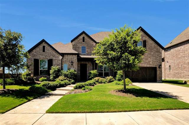14225 Sowell Drive, Frisco, TX 75035 (MLS #14360511) :: The Kimberly Davis Group