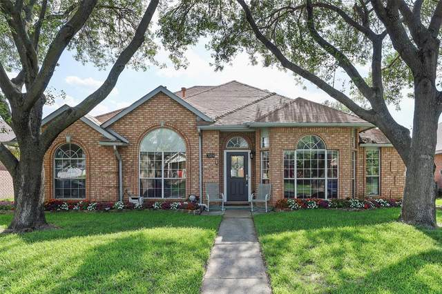 7085 Fox Drive, The Colony, TX 75056 (MLS #14360582) :: HergGroup Dallas-Fort Worth