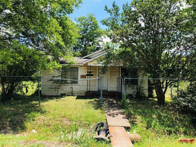 513 W Bowie Street, Mexia, TX 76667 (MLS #14360632) :: RE/MAX Pinnacle Group REALTORS