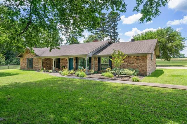 8061 N Us Hwy 271, Gilmer, TX 75644 (MLS #14360648) :: The Kimberly Davis Group