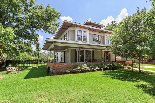 1417 Park Street, Greenville, TX 75401 (MLS #14360675) :: The Heyl Group at Keller Williams