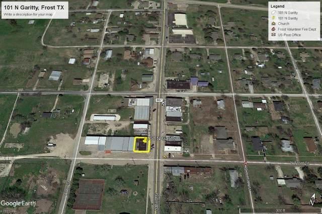 101 N Garitty Street, Frost, TX 76641 (MLS #14360736) :: Maegan Brest | Keller Williams Realty