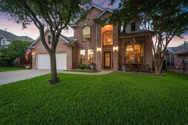3508 Carlton Street, Grapevine, TX 76092 (MLS #14360798) :: Team Tiller