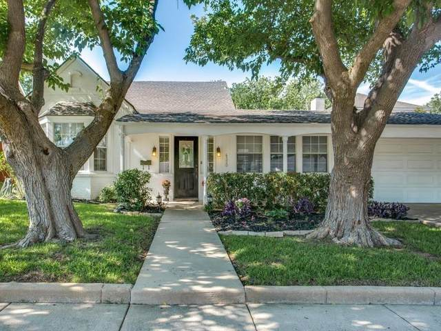 4520 Birchman Avenue, Fort Worth, TX 76107 (MLS #14360898) :: Trinity Premier Properties