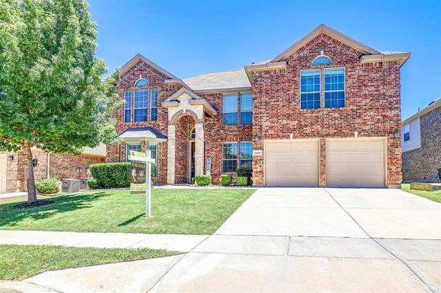 11940 Summerwind Drive, Fort Worth, TX 76244 (MLS #14360957) :: Real Estate By Design