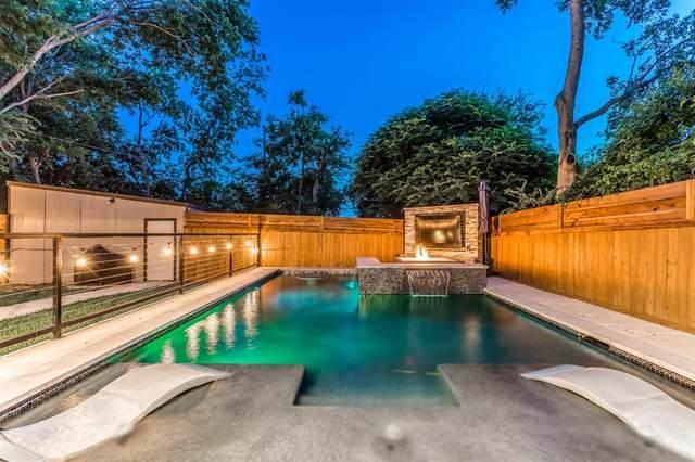 8636 Ashcroft Avenue, Dallas, TX 75243 (MLS #14361045) :: Robbins Real Estate Group
